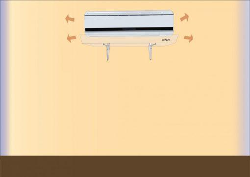 deflector aer conditionat ZenLuft ZL01 | www.zenluft.ro