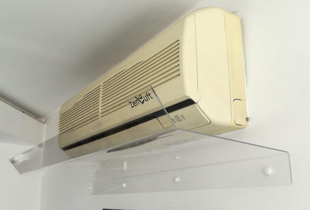 deflector aer conditionat ZenLuft AL04 | www.zenluft.ro
